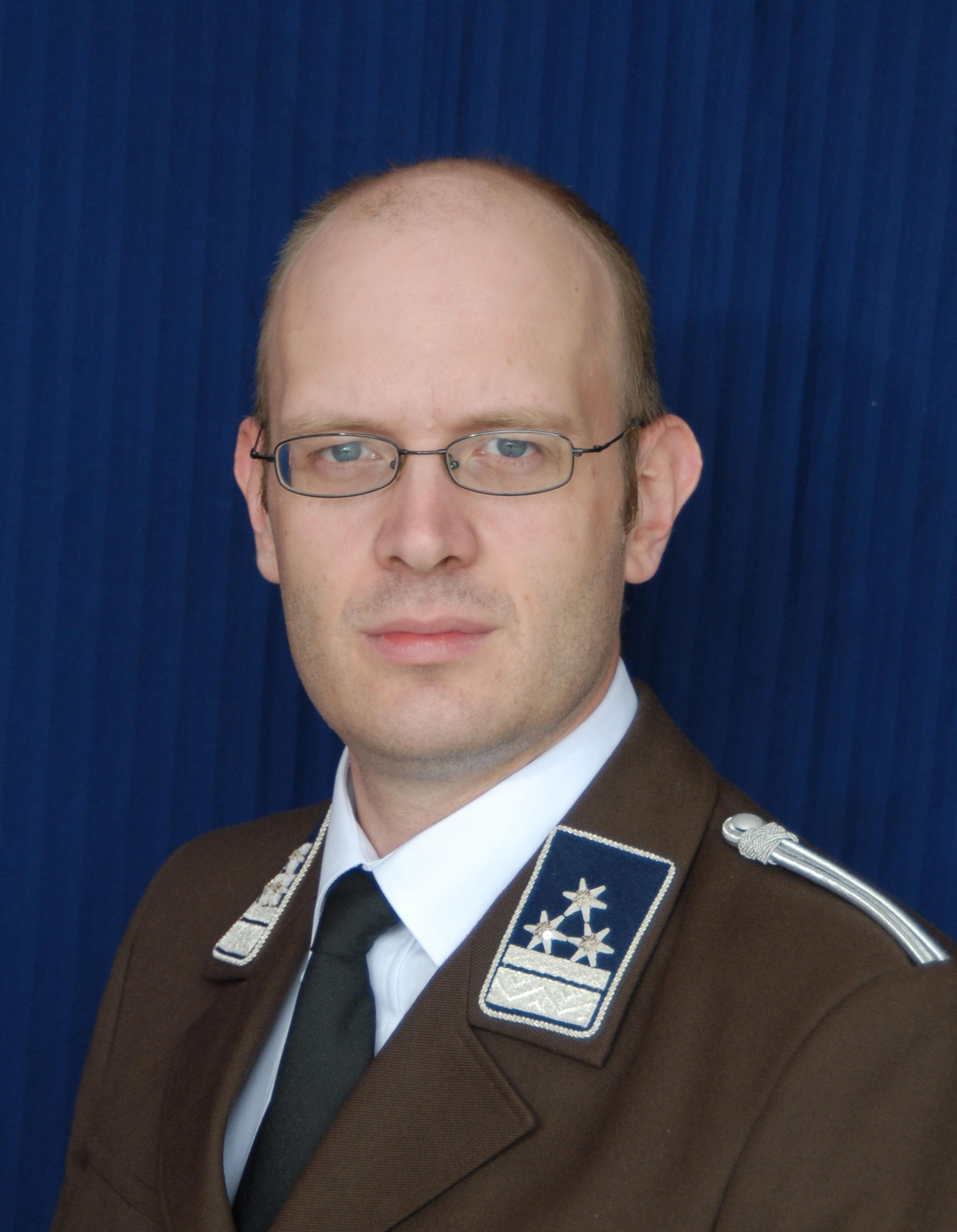 Leiter des Verwaltungsdienstes